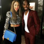 Mo Farah and Wife Tania Farah