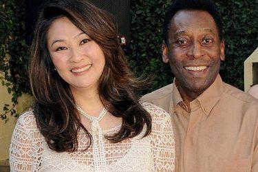 Pele's wife Marcia Aoki - Fabwags