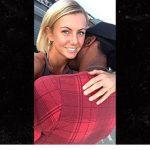 Robert Griffin's Girlfriend Grete Sadeiko- Instagram
