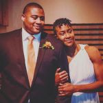 Tamika Catchings' Husband Parnell Smith-Instagram