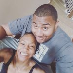 Tamika Catchings' Husband Parnell Smith - Instagram