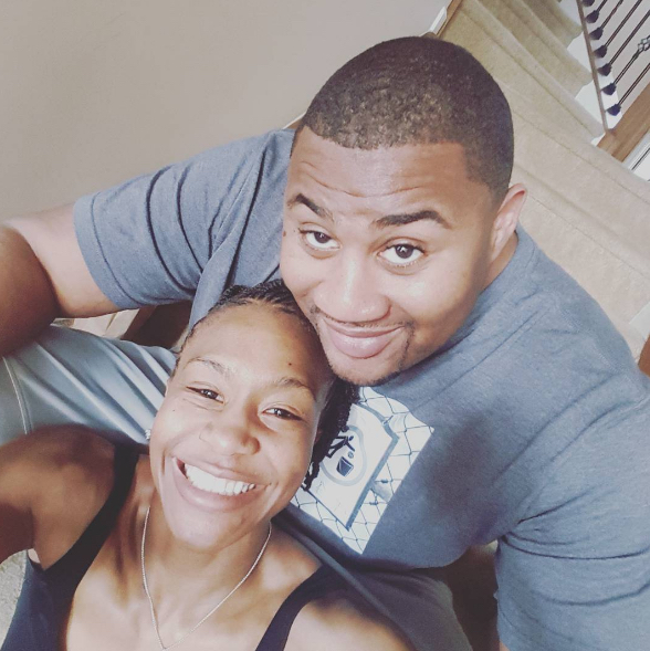 Tamika Catchings' Husband Parnell Smith