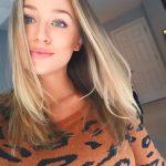Tyler Gaffney's Girlfriend Kristen Louelle- Instagram