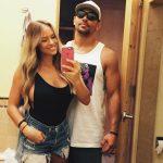 Tyler Gaffney's Girlfriend Kristen Louelle - Instagram