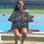 Will Claye Girlfriend fiance Queen Harrison