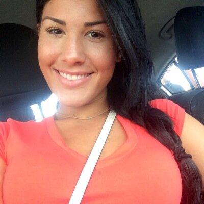 Francisco Lindor's Girlfriend Nilmarie Huertas