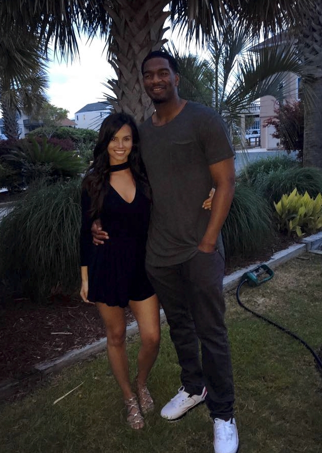 Jacoby Brissett's girlfriend Sloan Young?