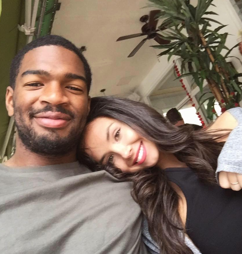 Jacoby Brissett's girlfriend Sloan Young