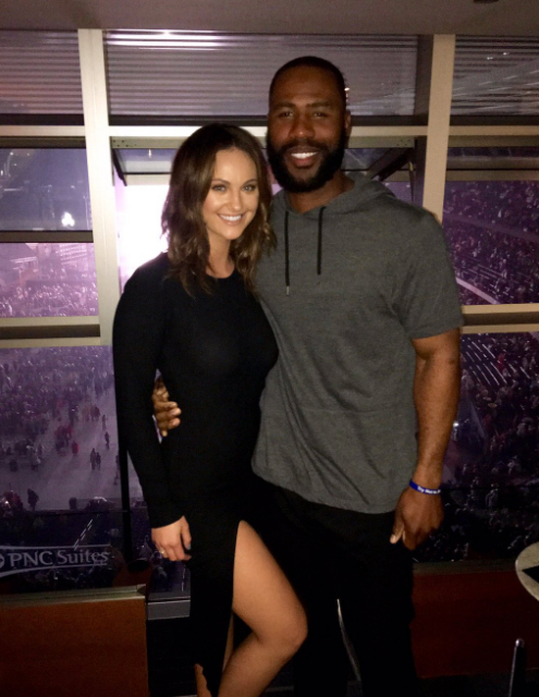 Jason Heyward's Girlfriend Grace Heller