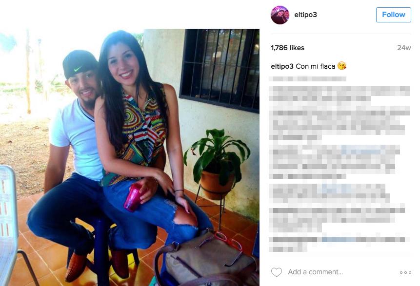 Rougned Odor's Girlfriend Liusca Criollo
