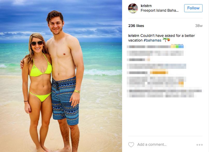 Trea Turner's Girlfriend Kristen Harabedian
