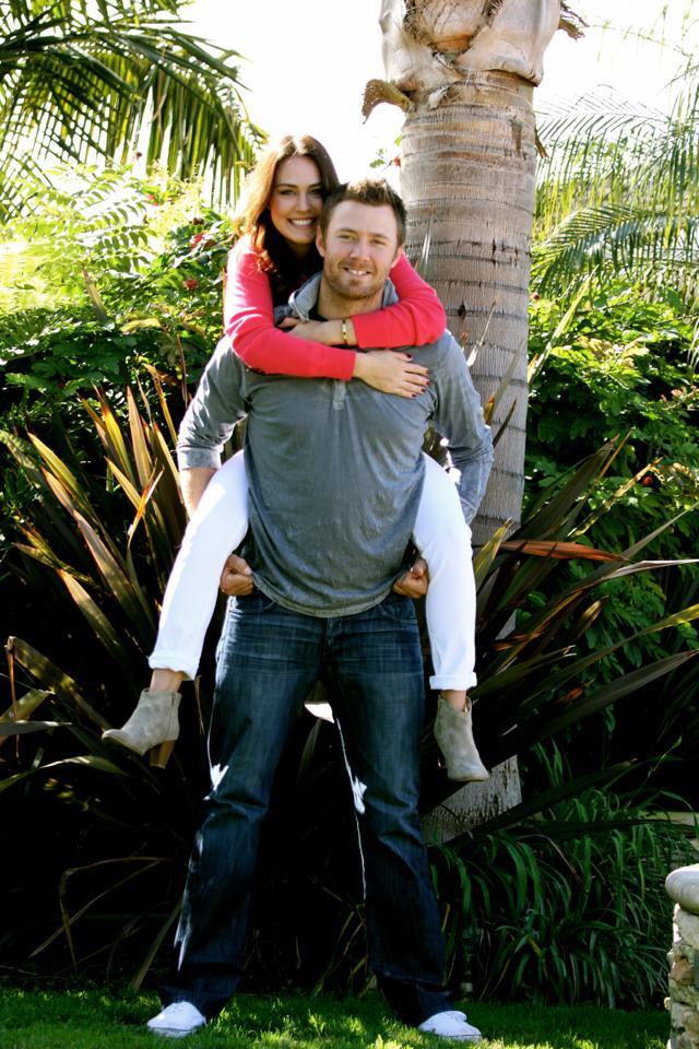 Chris Tillman's Wife Christina Tillman