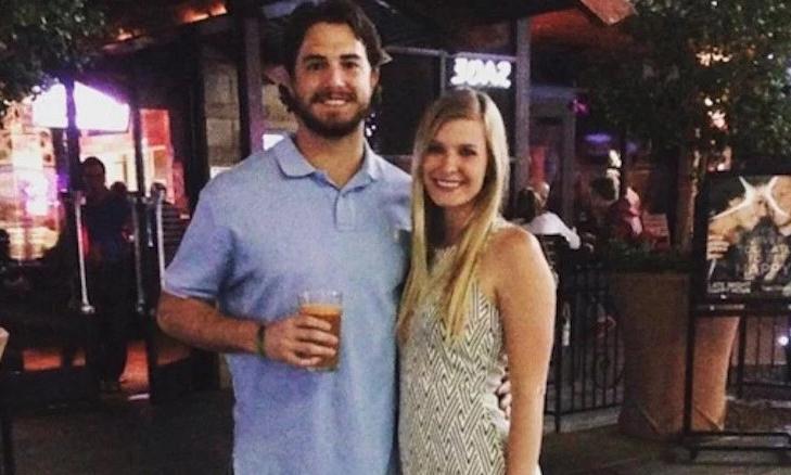 Ryan Merritt's Girlfriend Sarah Brushaber