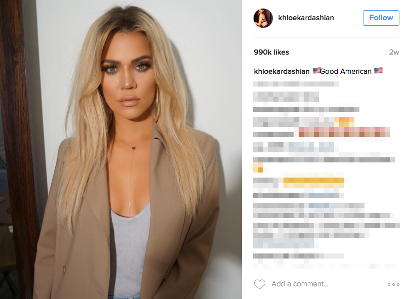 Tristan Thompson's Girlfriend Khloe Kardashian