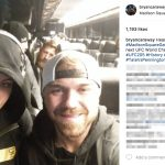 Miesha Tate's Boyfriend Bryan Caraway-Instagram