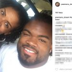 Dontari Poe's mother - Instagram