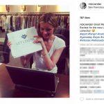 Bob Kraft's girlfriend Ricki Noel Lander -Instagram