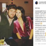 David Andrews' girlfriend Mackenzie Dempsey-Instagram