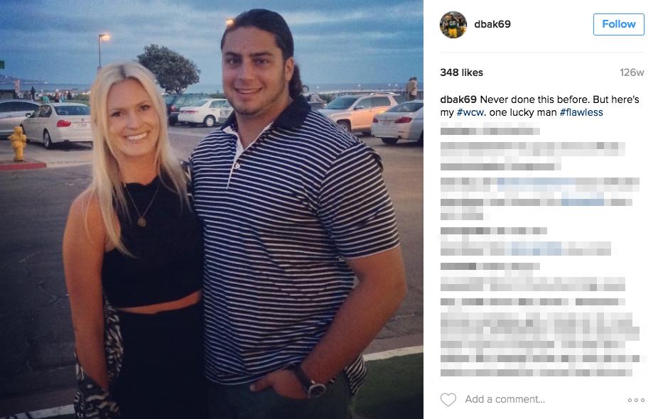 David Bakhtiari's Girlfriend Kerra Schroeder