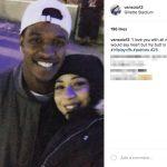 Eric Rowe's Girlfriend Vanessa Soto Instagram