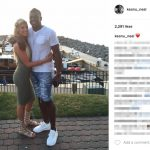 Keanu Neal's Girlfriend Chelsey Tekavec -Instagram