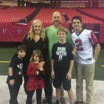 Matt Bryant's Wife Melissa Bryant - Twitter