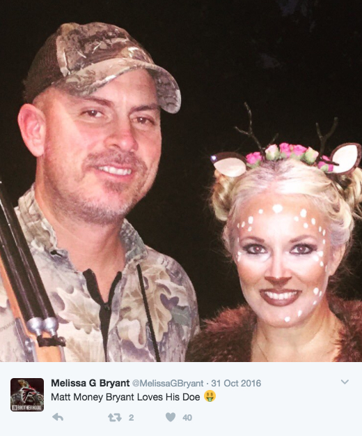 Matt Bryant's Wife Melissa Bryant