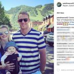 Patrick DiMarco's Wife Kirstin DiMarco -Instagram