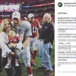 Patrick DiMarco's Wife Kirstin DiMarco- Instagram