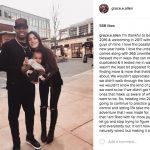 Ricardo Allen's wife Grace Allen-Instagram