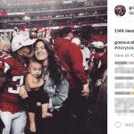 Ricardo Allen's wife Grace Allen- Instagram