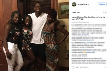 Who Is James Starks Girlfriend? - Instagram
