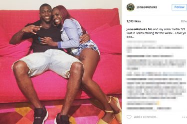 Who Is James Starks Girlfriend? -Instagram