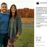 Chris Buescher's Girlfriend Emma Helton - Instagram