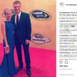 Clint Bowyer's Wife Lorra Bowyer- Instagram