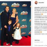 Elliott Sadler's Wife Amanda Sadler - Instagram