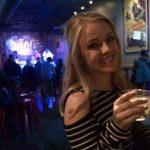 Erik Jones' Girlfriend Haley Burnash-Twitter
