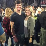 Erik Jones' Girlfriend Haley Burnash - Twitter
