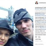 Ersan Ilyasova's Wife Julia Ilyasova-Instagram