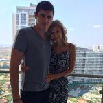 Ersan Ilyasova's Wife Julia Ilyasova -Instagram