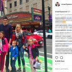 Ersan Ilyasova's Wife Julia Ilyasova- Instagram