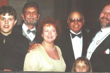 Herman Boone's wife Carol Boone