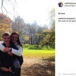 Joey Gase's Girlfriend Caitlin Himmelsbach- Instagram