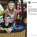 Joey Gase's Girlfriend Caitlin Himmelsbach - Instagram