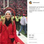 Landon Cassill's Wife Katie Cassill-Instagram