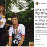 Landon Cassill's Wife Katie Cassill- Instagram