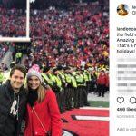 Landon Cassill's Wife Katie Cassill - Instagram