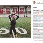 Matt Bosher's wife Brittany Bosher -Instagram