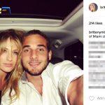 Matt Bosher's wife Brittany Bosher- Instagram