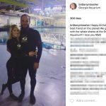 Matt Bosher's wife Brittany Bosher - Instagram